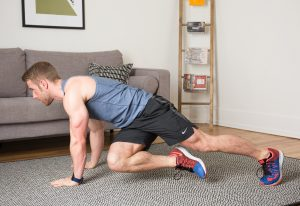 Home cardio workout