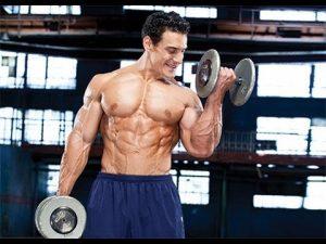 pump biceps