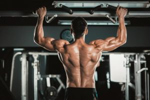 Qualitative pull-ups to swing the back