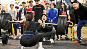 CrossFit Games Open Workout