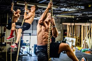 Unusual crossfit workout
